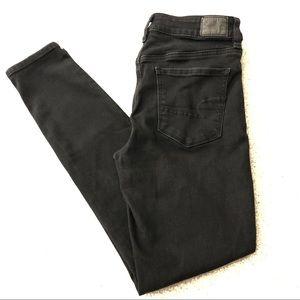 AE Ne(x)t Level Stretch High Waist Skinny Jeans
